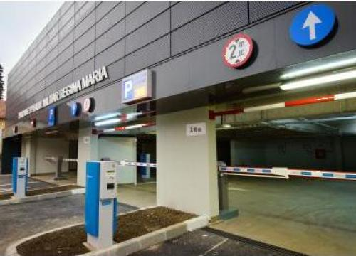 Sisteme automate de parcare KADRA