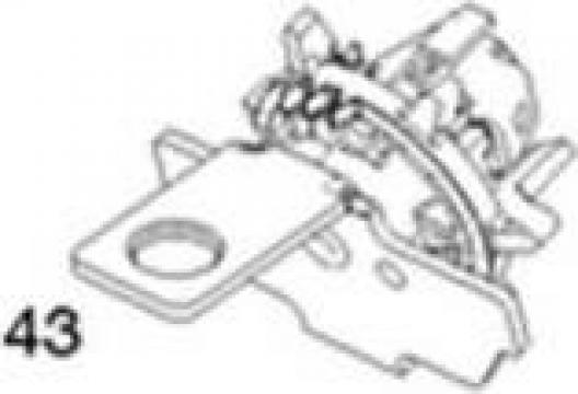 Regulator turatie pentru tractoare 593912 de la Nor Tehnik Srl