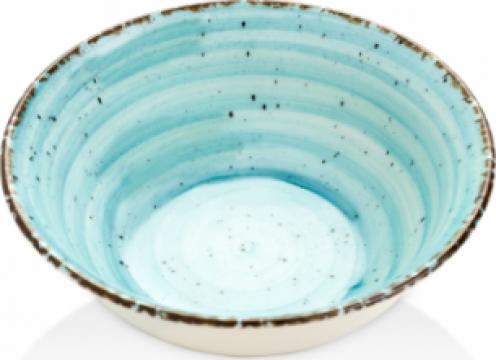 Bol Gural colectia Turquoise 14cm 310ml de la Basarom Com