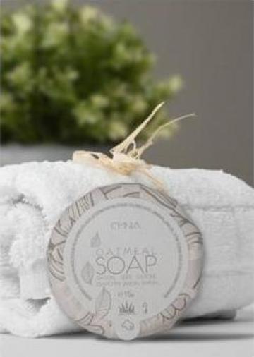 Sapun hotel Omnia Eco de la Cleaning Group Europe