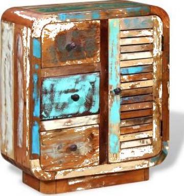 Servanta din lemn masiv reciclat de la Vidaxl