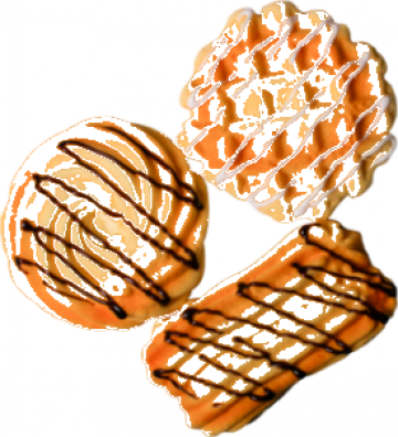 Figurina decorativa forma de biscuiti Raki de la Basarom Com
