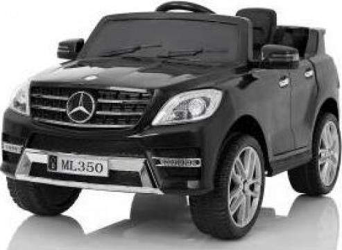 Jucarie masinuta electrica pentru copii Mercedes ML350 2x25W