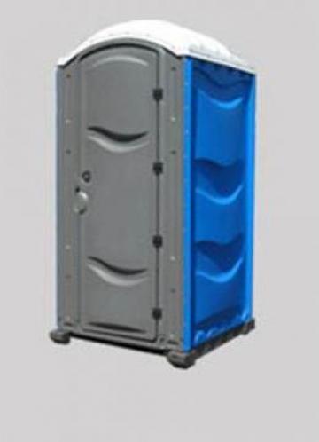 Toaleta ecologica cu circuit inchis Meridian de la SC Toalete Ecologice SRL