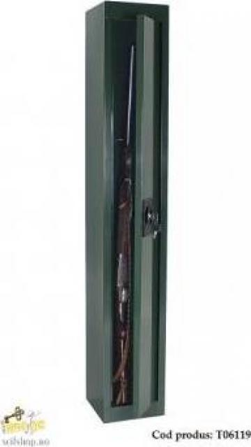 Dulap arme Gun1 verde cu inchidere cheie