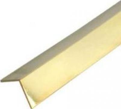 Cornier alama 8x8x1x1000mm profil L coltar unghi CuZn37
