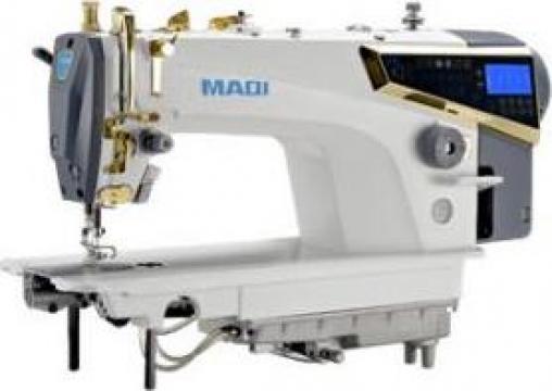 Masina de cusut liniar automata Maqi Q6 de la Masini De Cusut Industriale A Eol Srl