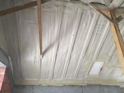 Izolatie spuma poliuretanica rigida de la Isoterm