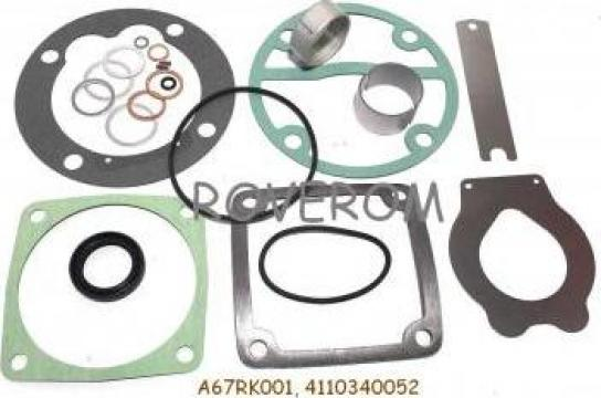 Set reparatie compresor Wabco 1 cilindru (piston 90mm)