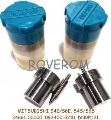Duze injector Mitsubishi S4E, S6E, S4S, S6S, S4Q (DNOPD21)
