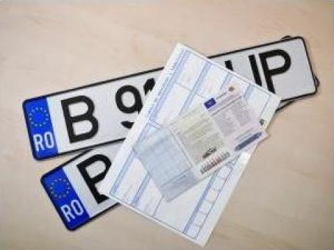 Transcriere auto (schimbare proprietar)judetele NT, BC, IS de la Industrial Expert Srl