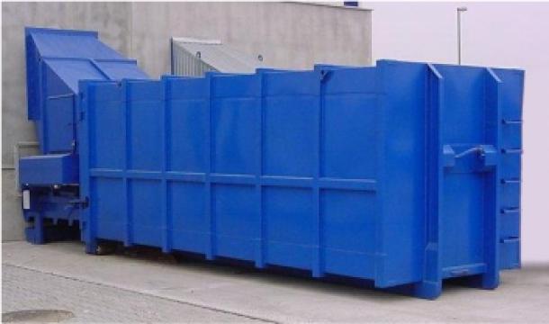 Compactor stationar MBT - STP 1800 de la Ad Stil Equipments Srl