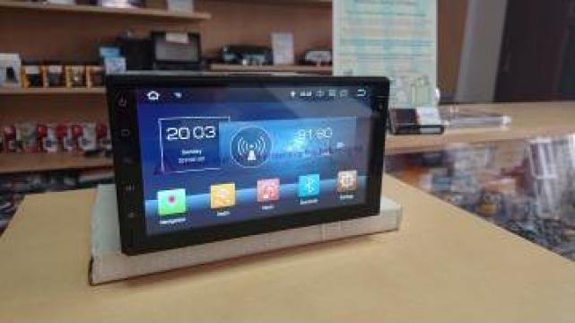 Sistem navigatie 2 din universal cu GPS 4GB, Octa core