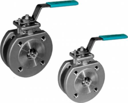 Robinet sferic compact DN 15-150