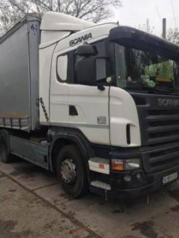 Camion Scania R420 de la Oniluci Srl