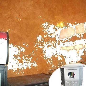 Tencuiala decorativa de interior Stucco di Luce 2,5L de la Vindem-ieftin.ro