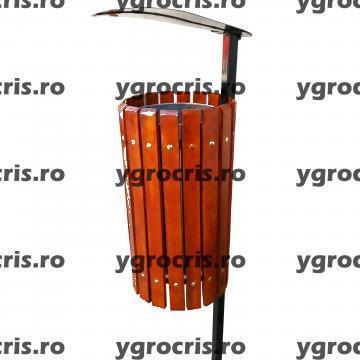 Cos de gunoi 952 de la Ygrocris Dorally Steel Srl