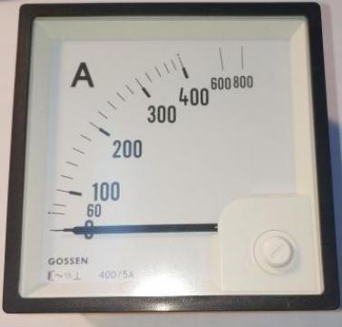 Ampermetru EQ96-400-5