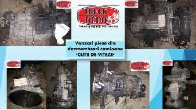Cutii de viteze provenite din dezmembrari camioane