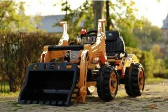 Jucarie excavator electric pentru copii Kinderauto BJS328