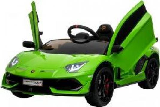 Jucarie masinuta electrica pt. copii Lamborghini Aventador