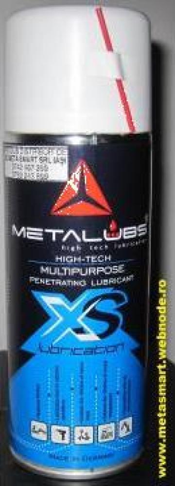 Spray lubrifiant Metalubs XS de la Meta Smart SRL