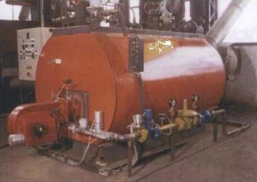 Cazan apa Cimac 1Gcal/h