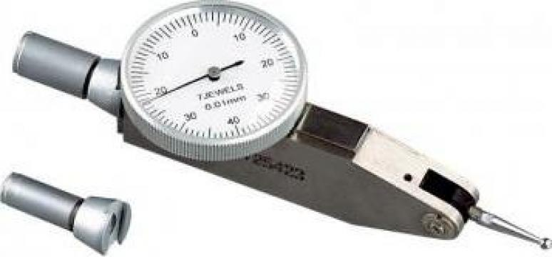 Ceas comparator de test DIN 2270 T005 de la Proma Machinery Srl.