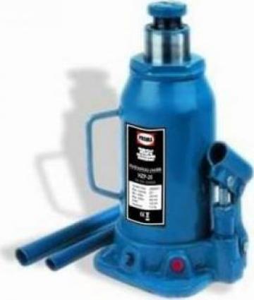 Cric hidraulic butelie HZP-15 de la Proma Machinery Srl.