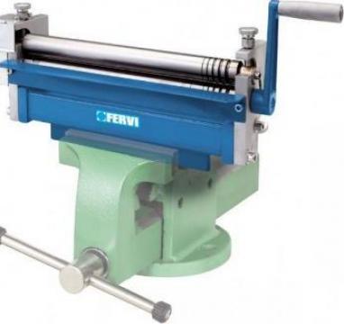 Dispozitiv manual de roluit tabla 300 mm 0235 de la Proma Machinery Srl.