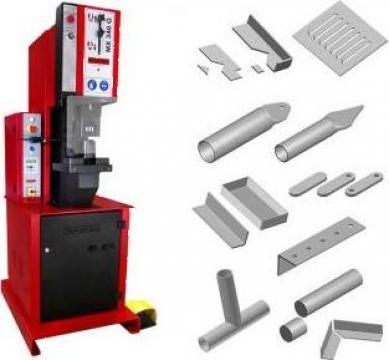Foarfeca combinata pentru metal MX340G de la Proma Machinery Srl.