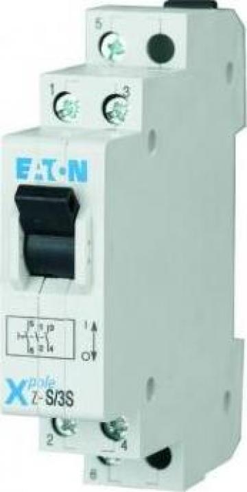 Intreruptor de comanda modular, Z-S/4S