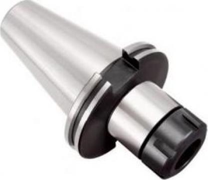 Mandrina elastica DIN 69871 ISO 40/ER32 3/A/40 de la Proma Machinery Srl.