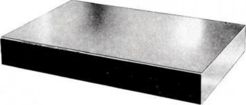 Masa de control din granit P043 1000 mm de la Proma Machinery Srl.