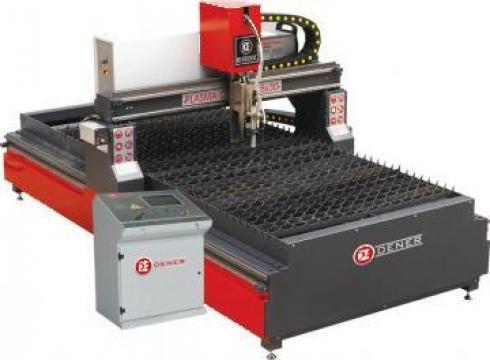 Masina CNC de taiat cu plasma Dener CP 2060 de la Proma Machinery Srl.