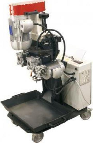 Masina de sanfrenat tabla multifunctionala Multiedge de la Proma Machinery Srl.