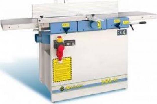 Masina pentru rindeluire abric Nikmann DMA 41L de la Proma Machinery Srl.