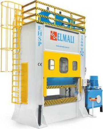 Presa hidraulica de ambutisat H EHSP - 600 de la Proma Machinery Srl.