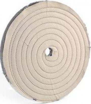 Perie abraziva din material textil DCT200 de la Proma Machinery Srl.