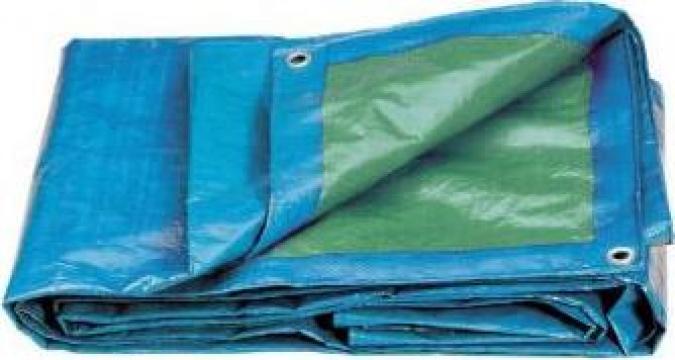 Prelata polipropilena pentru protectie utilaje 6x10 m 0284