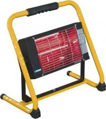 Radiator electric in infrarosu R609B de la Proma Machinery Srl.