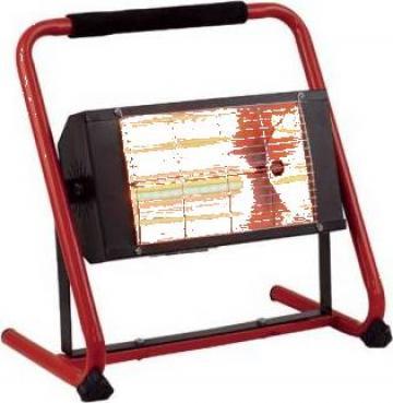 Radiator electric in infrarosu R610B de la Proma Machinery Srl.