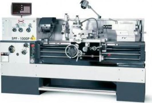 Strung universal profesional SPF-1000P de la Proma Machinery Srl.