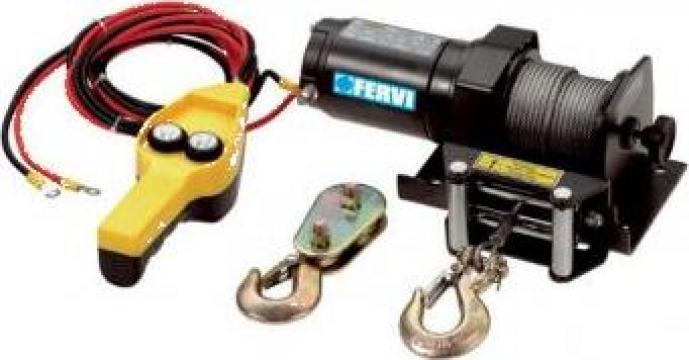 Troliu auto electric 12V 0630/0900