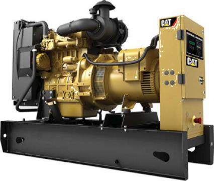 Generatoare de curent diesel 13.5 kVA de la Electrofrane