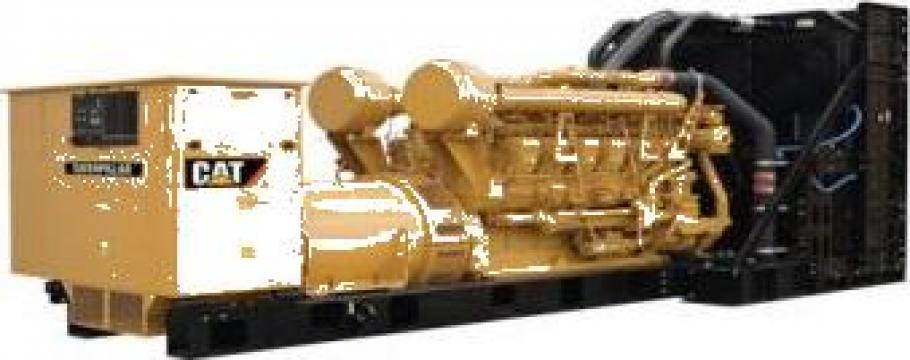Generatoare de curent diesel 1750 kVA de la Electrofrane