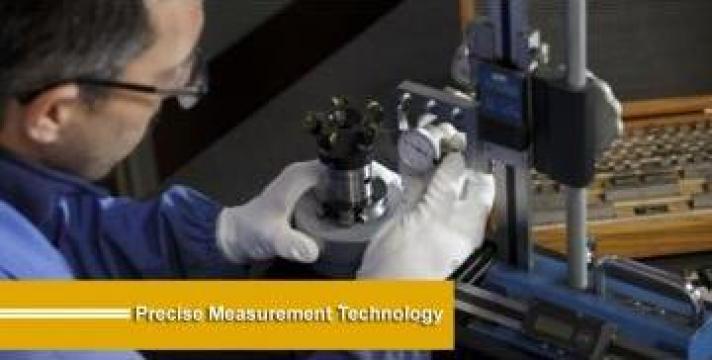Servicii de calibrare conform ISO17025