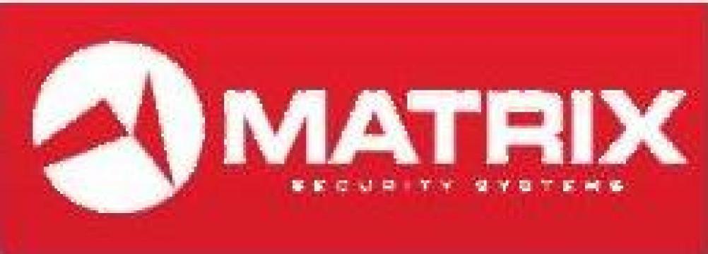 Sisteme de alarma antiefractie de la Matrix Computers Srl