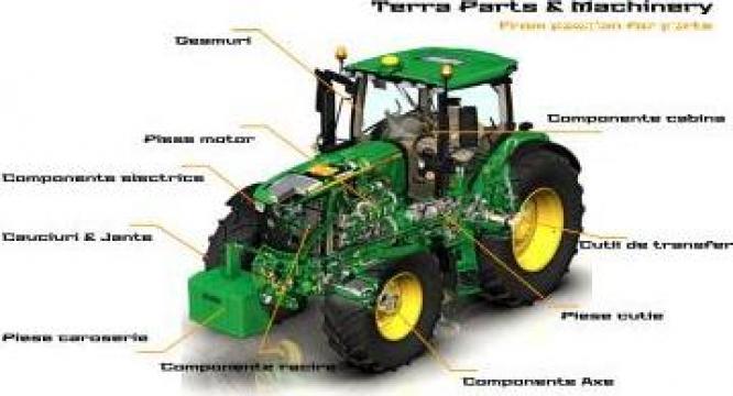 Piese utilaje agricole - combine