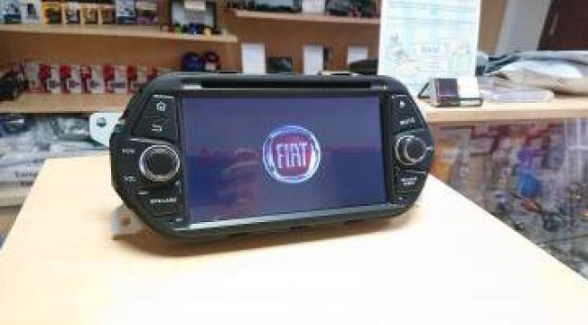 Sistem navigatie Fiat Tipo 2015-2019 cu sistem Android 10